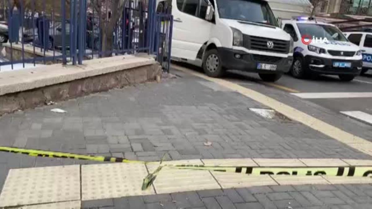 Son dakika haber | Başkent te bir kişi servis aracında ölü bulundu