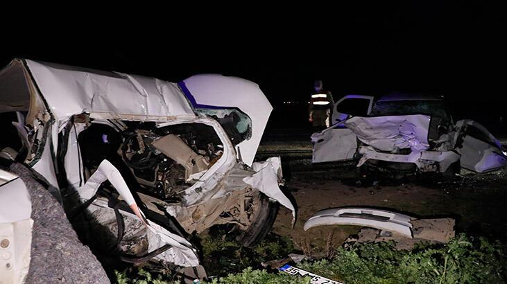 Son dakika: Şanlıurfa'da feci kaza! Çok sayıda ölü var