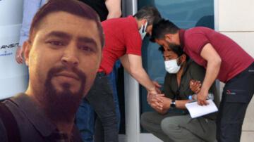 17 gün sonra cesedi bulunan Ahmet hemşirenin cenazesini kardeşi aldı