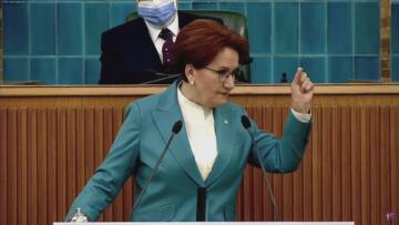 İYİ Parti Genel Başkanı Meral Akşener, Bahçeli'yi eleştirip Cumhurbaşkanı Erdoğan'a dua etti
