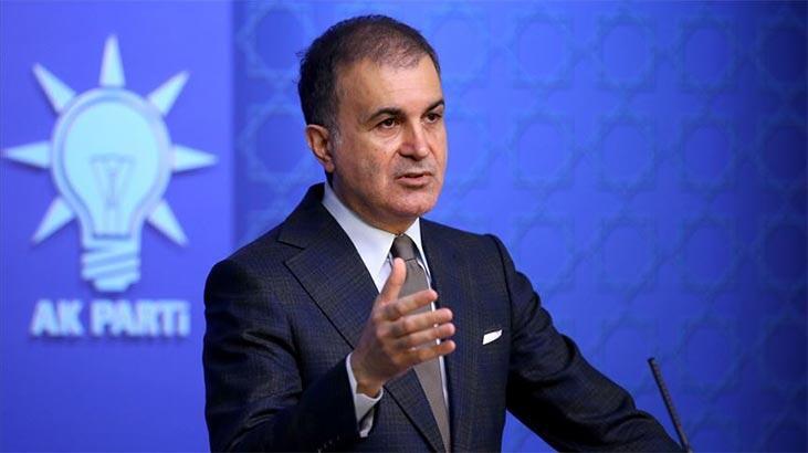 AK Parti Sözcüsü Çelik: Siyaset ve diplomasi vizyoner köprüler kurmalıdır
