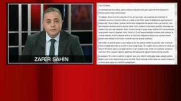 Amirallerin gece yarısı bildirisi! Gazeteci Zafer Şahin, 'sistematik bir saldırıdır' deyip örneklerle anlattı