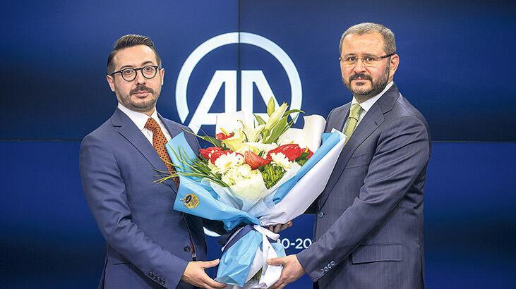 Anadolu Ajansı'nda görev değişimi