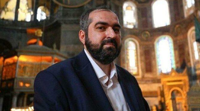 Ayasofya İmamı Mehmet Boynukalın görevinden ayrıldı