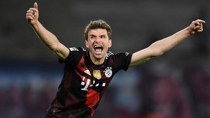 Bayern Münih, Leipzig'i tek golle geçti