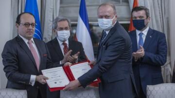 BM Barış Üniversitesi ile deniz hukuku işbirliği