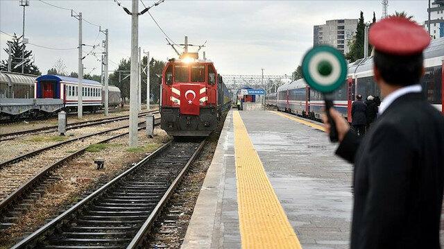 Bor ihracatında ikinci tren yola çıktı