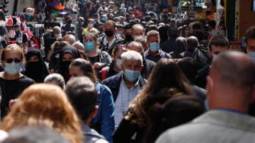 Bugün İstanbul! 'Korkmamak elde değil'