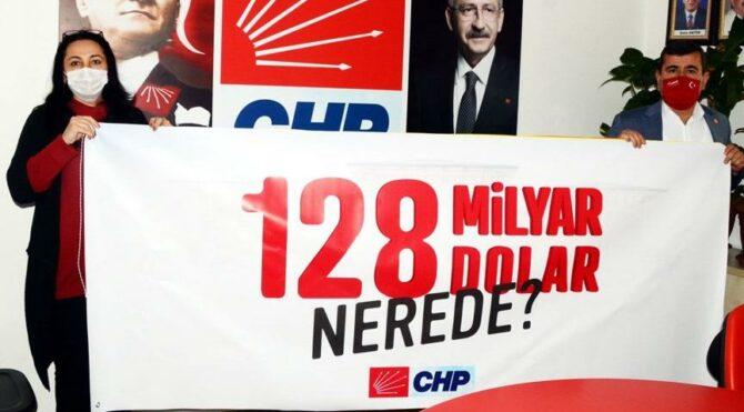 CHP'nin afişleri valilik tarafından il genelinde yasaklandı