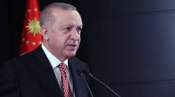 Cumhurbaşkanı Erdoğan'dan corona virüsü ve aşı açıklaması