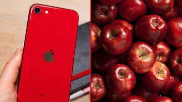 Elma siparişi verdi paketten iPhone çıktı