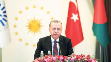 Erdoğan, D-8 ülkelerine çağrı yaptı: İslami Megabank'ı hayata geçirelim