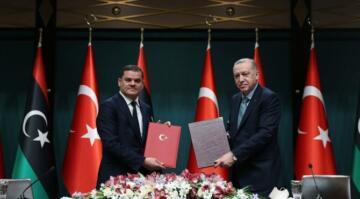 Erdoğan ve Dibeybe'den ortak 'YDSK' bildirisi