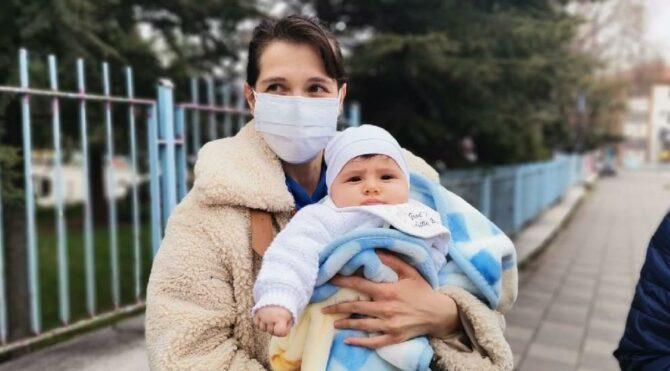 Eşi bebeğini kaçırdı: Çocuğumun canına kastettiler