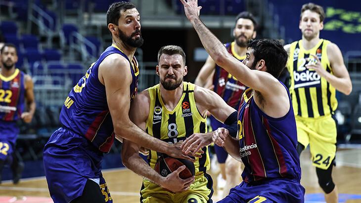 Fenerbahçe Beko – Barcelona: 73-82