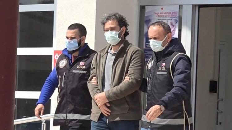 Firari FETÖ hükümlüsü eski emniyet müdürü yakalandı!