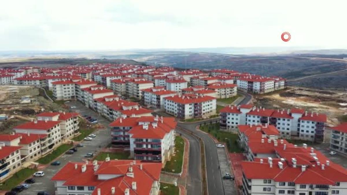 Gaziantep in geleceği TOKİ ile inşa ediliyor