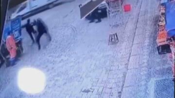 Görev çıkışı eve dönüyordu: Gece Kartalı motosiklet çalan hırsızı kovalamaca sonucu 'enseledi'