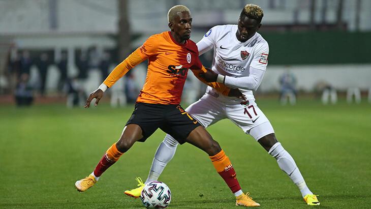 Hatayspor – Galatasaray: 3-0