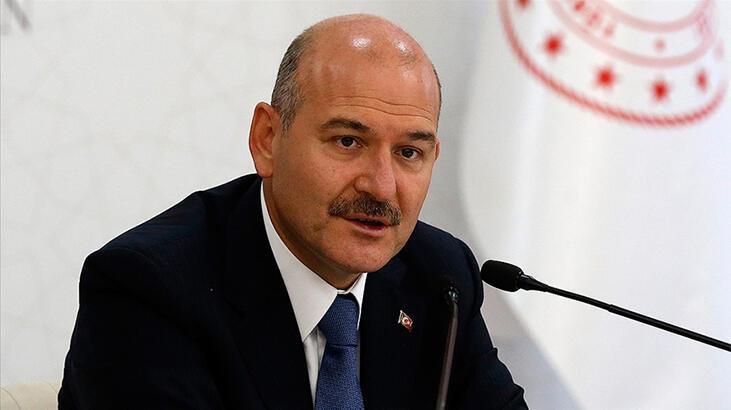İçişleri Bakanı Soylu, Sultanbeyli Güvenlik Toplantısı'na katıldı