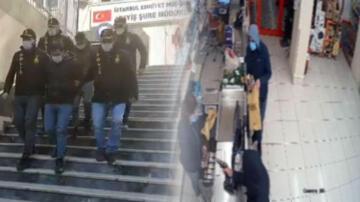 İstanbul'un kabusu olmuşlardı! Yakalandılar