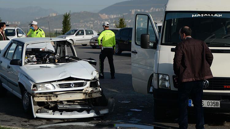 Kahramanmaraş'ta feci kaza! Ölü ve yaralılar var