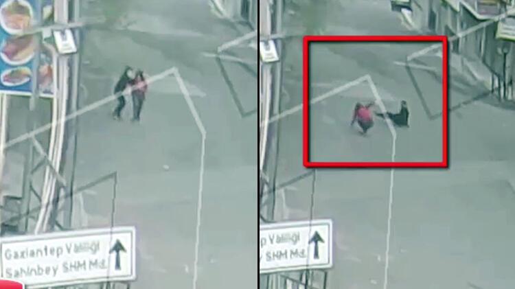 Kapkaççı, kamera görüntüsünden belirlenerek yakalandı