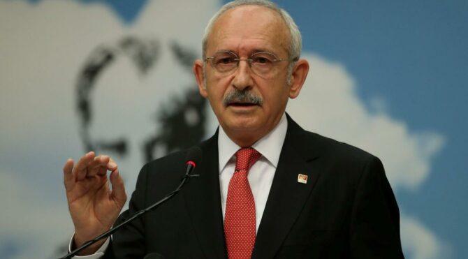 Kılıçdaroğlu, Biden'i sorumlu ve sağduyulu davranmaya çağırdı