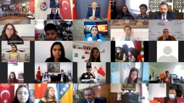 Kılıçdaroğlu, çevrimiçi programda çocuklarla buluştu