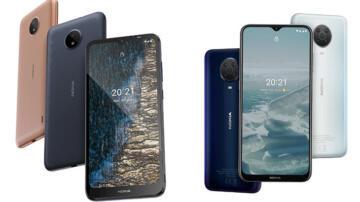 Küllerinden doğabilecek mi? Nokia G20 ve G10 tanıtıldı!