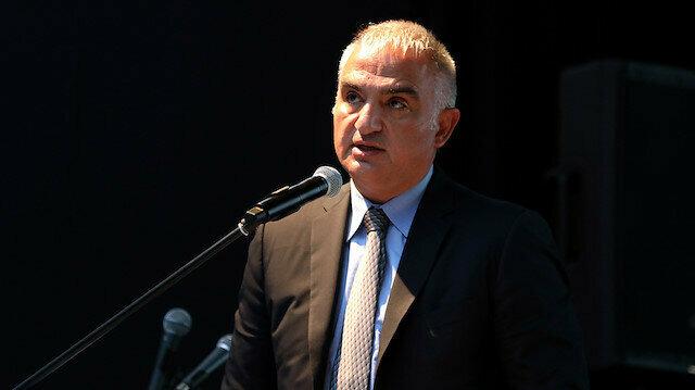Kültür ve Turizm Bakanı Ersoy: Turizm personelinin tamamı aşılanacak
