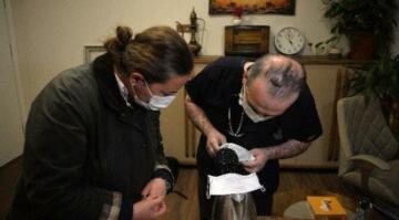 'Kurtçuklu maske' deneylerine tepki