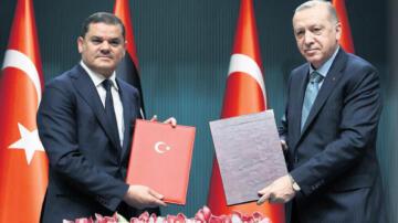 'Libya'nın imarına destek vereceğiz'