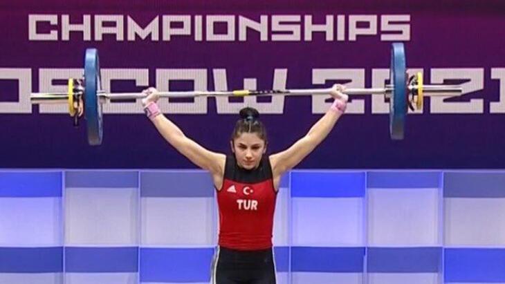 Melisa Güneş, 1 gümüş ve 2 bronz madalya kazandı
