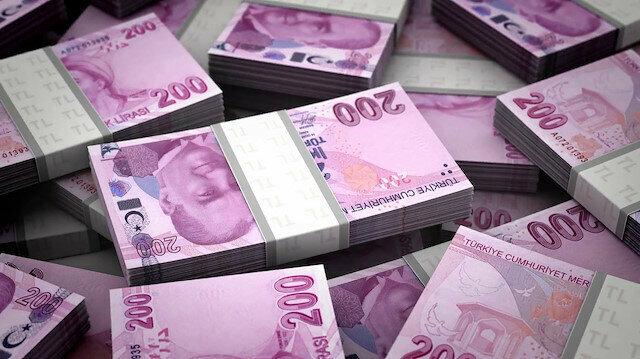 Merkez'den piyasaya 72 milyar lira