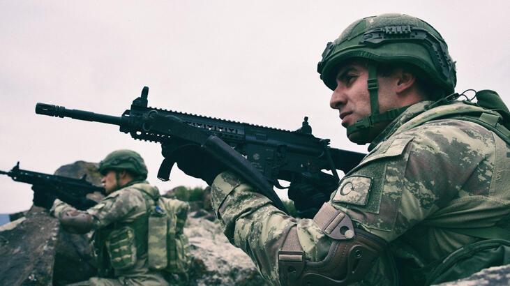 MSB duyurdu! 4 PKK'lı terörist etkisiz hale getirildi