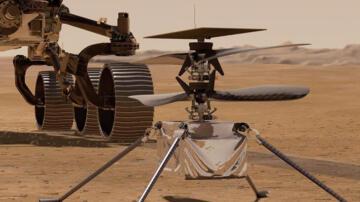 NASA Mars görevi için tarih verdi! Canlı izlenecek