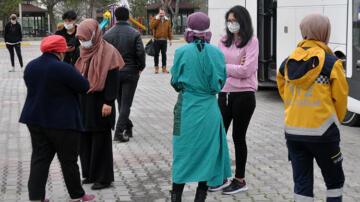 Otobüsteki kadının testi pozitif çıktı! Yolcular evlerinde izole olacak