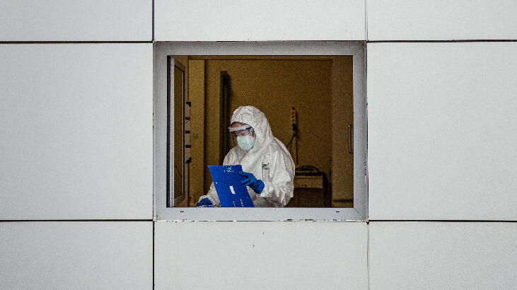 Pandemi sınavında Çapa örnek oldu