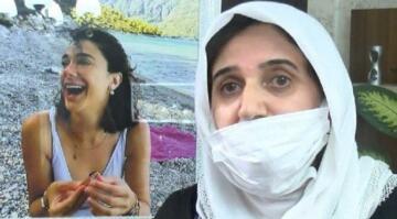 Pınar Gültekin'in acılı annesi: Kızımın yanık kokusunu alıyorum