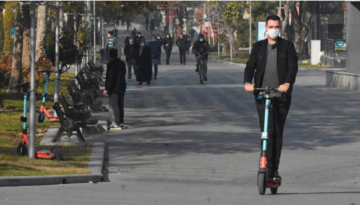 Resmi Gazete'de yayımlandı! 'Elektrikli skuter'da yeni dönem