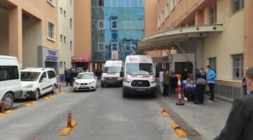 Sağlık çalışanlarına saldırı: Hemşirenin parmaklarını kırdılar