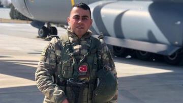 Saldırıda yaralanan Uzman Çavuş Mehmet Kırmızı tedavi gördüğü hastanede şehit oldu