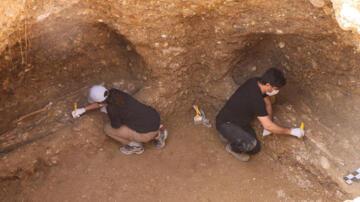 Son dakika… Adıyaman'da göçük oluştu, 7 insan iskeleti bulundu!