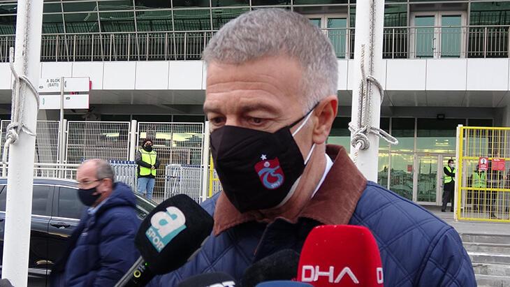 Son dakika – Ahmet Ağaoğlu: Gol yollarında fazla etkili olamadık