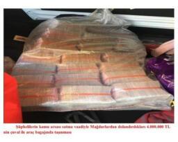 Son dakika… Ankara'da arsa vurgunu! Çuvalda 4 milyon lira