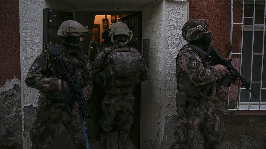 Son dakika! Ankara'da 'Vadi' operasyonu! 200 polis katıldı