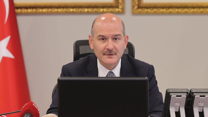 Son dakika… Bakan Soylu'dan tam kapanma açıklaması! Özel sektör çalışanları için istisna…