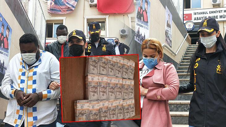 Son dakika… Beşiktaş'ta 4 kiloluk sahte altın operasyonu! Yakalandılar