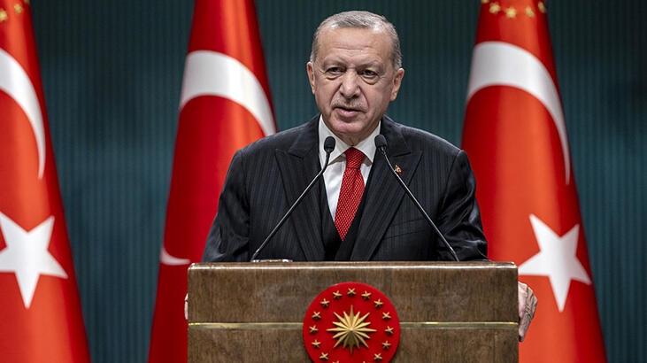 Son dakika… Cumhurbaşkanı Erdoğan, AB heyetini kabul ediyor